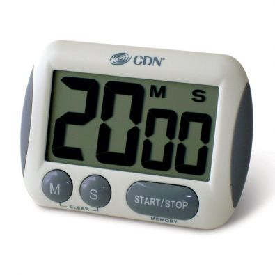 CDN Big Digit 100-Minute Electronic Timer