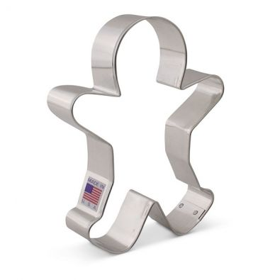 Large Gingerbread Man Cookie Cutter 7945A