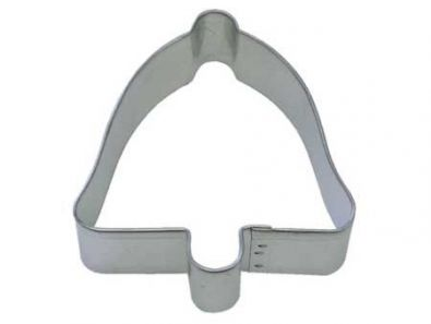 Bell Cookie Cutter 3 in. 1162A