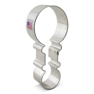 Rattle Cookie Cutter 1482A