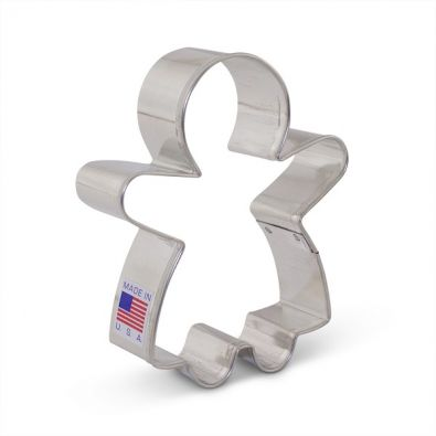 Gingerbread Girl Cookie Cutter 7950A