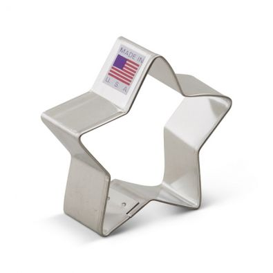 Star Cookie Cutter 2.75 in. 1164A