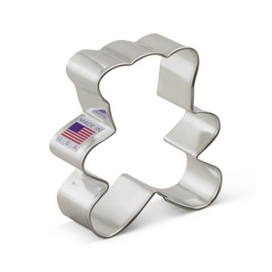 Teddy Bear Cookie Cutter 1202A