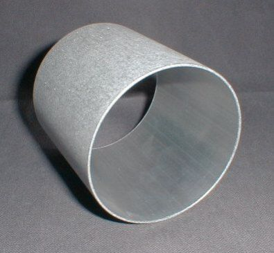 Aluminum Stack Ring, 3 x 3 in.