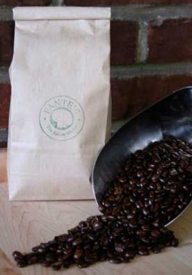 Vintage Colombian Coffee Beans