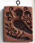 House On The Hill Baroque Owl Springerle Mold