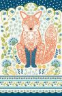 Woodland Fox Cotton Tea Towel