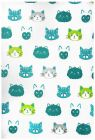 MUkitchen Cotton Dish Towel Cats
