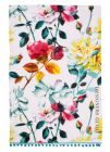 Couture Rose Tea Towel