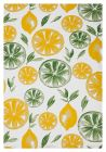 MUkitchen Cotton Dish Towel Lemon Lime