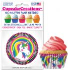 Unicorn Muffin Baking Cups