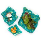 Bee's Wrap Oceans Set of 3 Assorted Sizes (S,M,L)