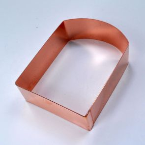House On The Hill Copper Cutter for 12 Days of Christmas Springerle Molds
